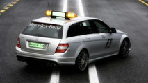Mercedes C 63 AMG 2009 Formula 1 Safety Car