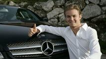 Mercedes names Nico Rosberg as 2010 driver