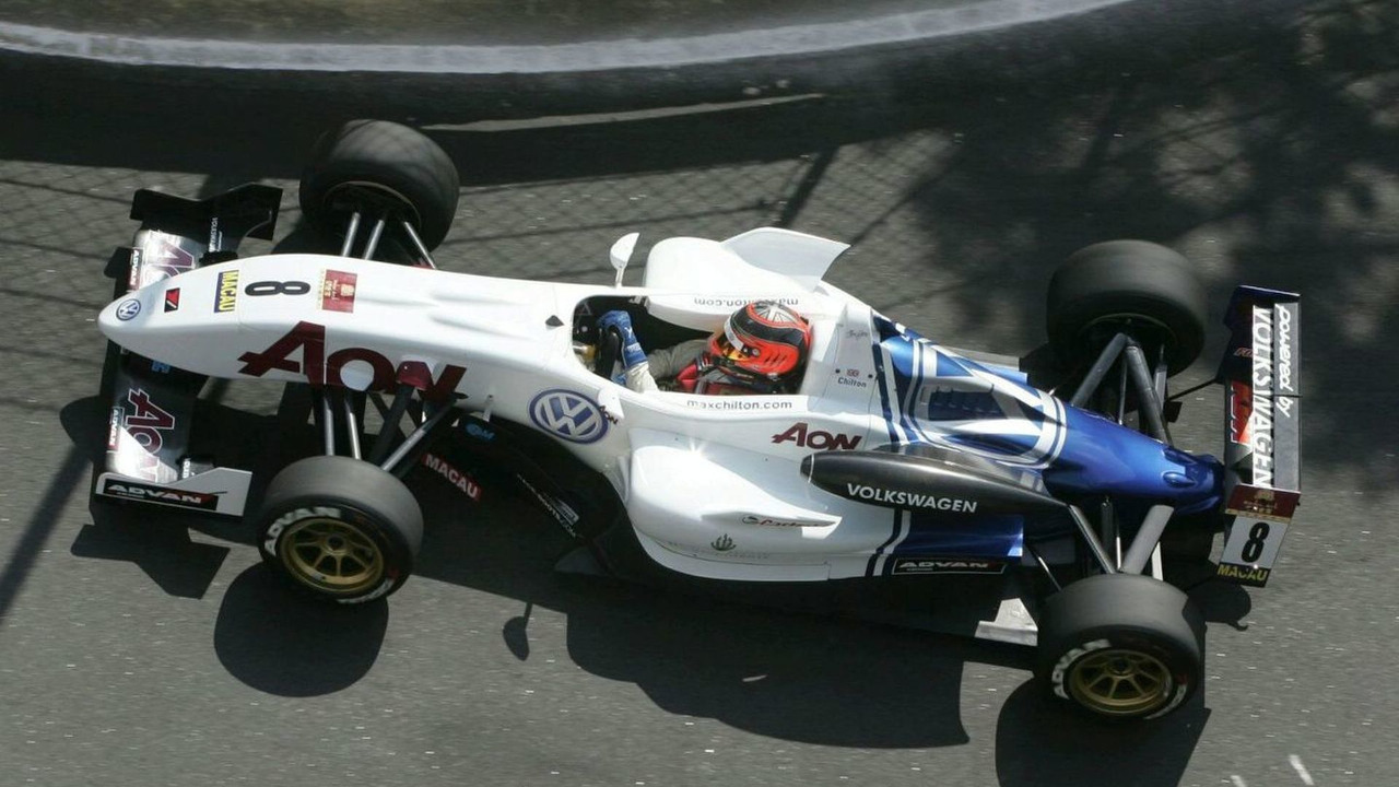 Max Chilton (GB), Dallara F309 Volkswagen