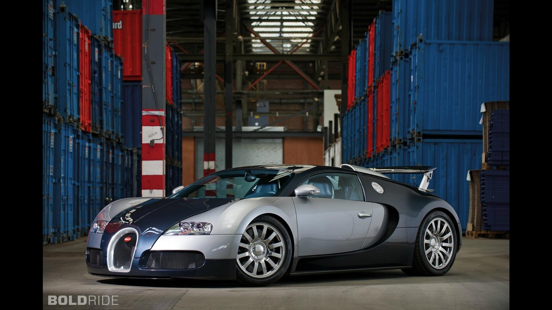 Bugatti Veyron EB 16.4