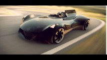 Jaguar XK-I Concept by Mudit Gupta