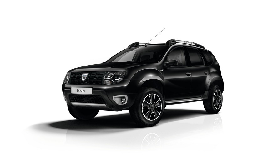 Dacia Duster Black Touch is the new flagship version