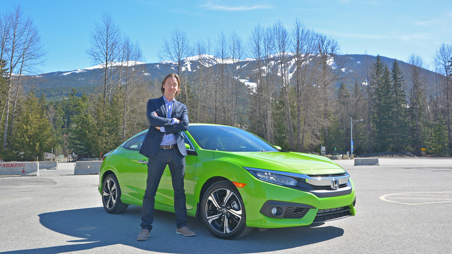 Tenth gen Honda Civic Coupe designer talks behind the design