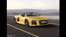 Audi R8 Spyder V10