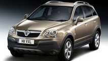 New Opel Antara Crossover SUV Revealed