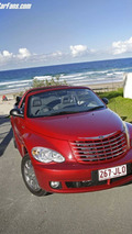 Chrysler PT Cruiser Cabrio Released (AU)