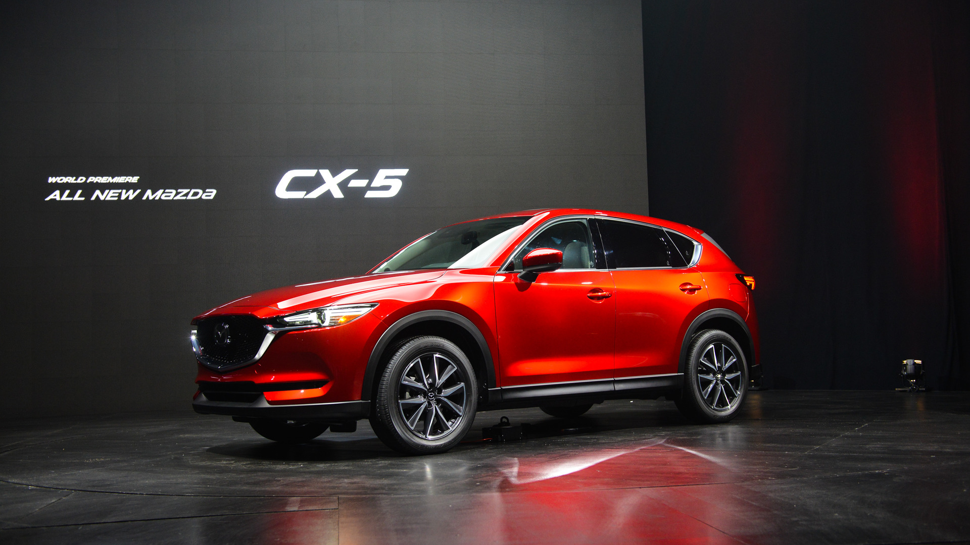 2017 mazda cx-5 starts at $24,985, arrives in u.s. in late march