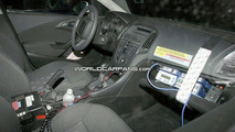 2010 Opel Astra Interior spied