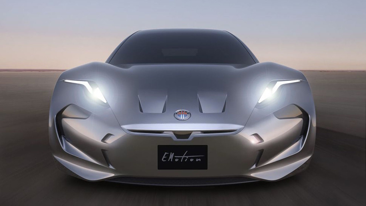 Fisker EMotion 2017