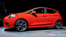 2017 Ford Fiesta live photos