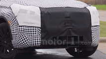 2019 Lincoln MKX spy photo