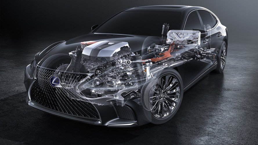 Lexus Wants To Remind You It's Already