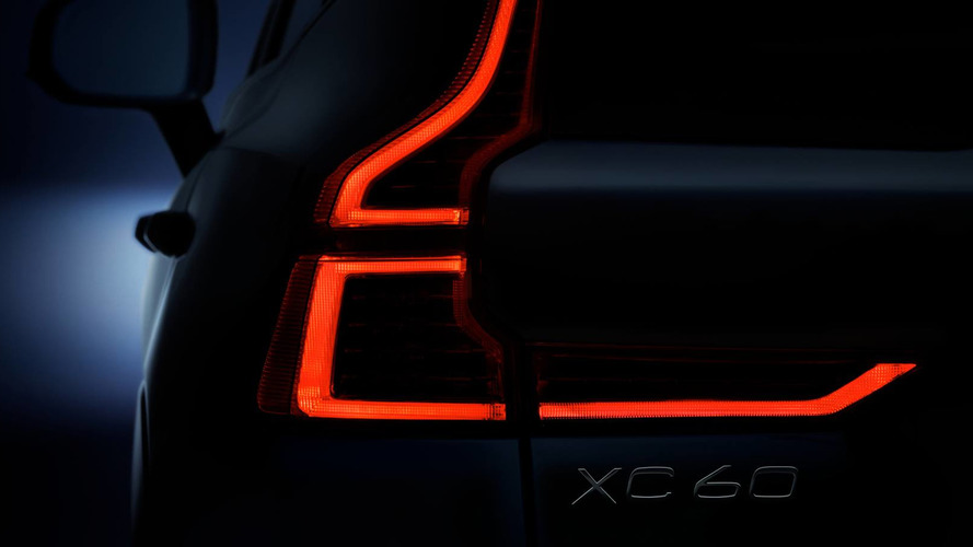 2018 Volvo XC60 virtual striptease continues with three new teasers