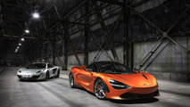Mclaren 720S full production