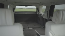 Land Rover Discovery Intelligent Seat Fold function