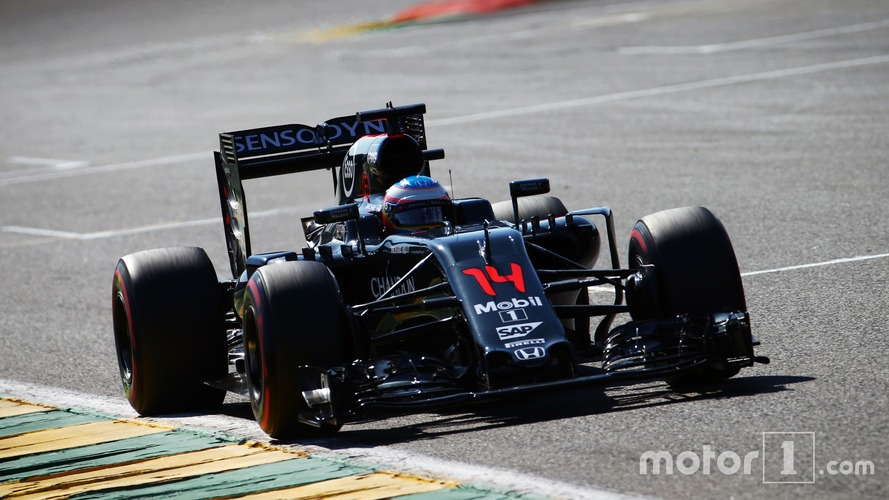"""Alonso: Seventh at Spa had been """"unthinkable"""" for McLaren"""