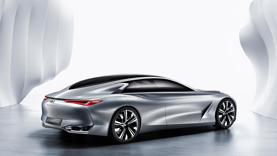 Infiniti plotting flagship model based on Q80 Inspiration concept