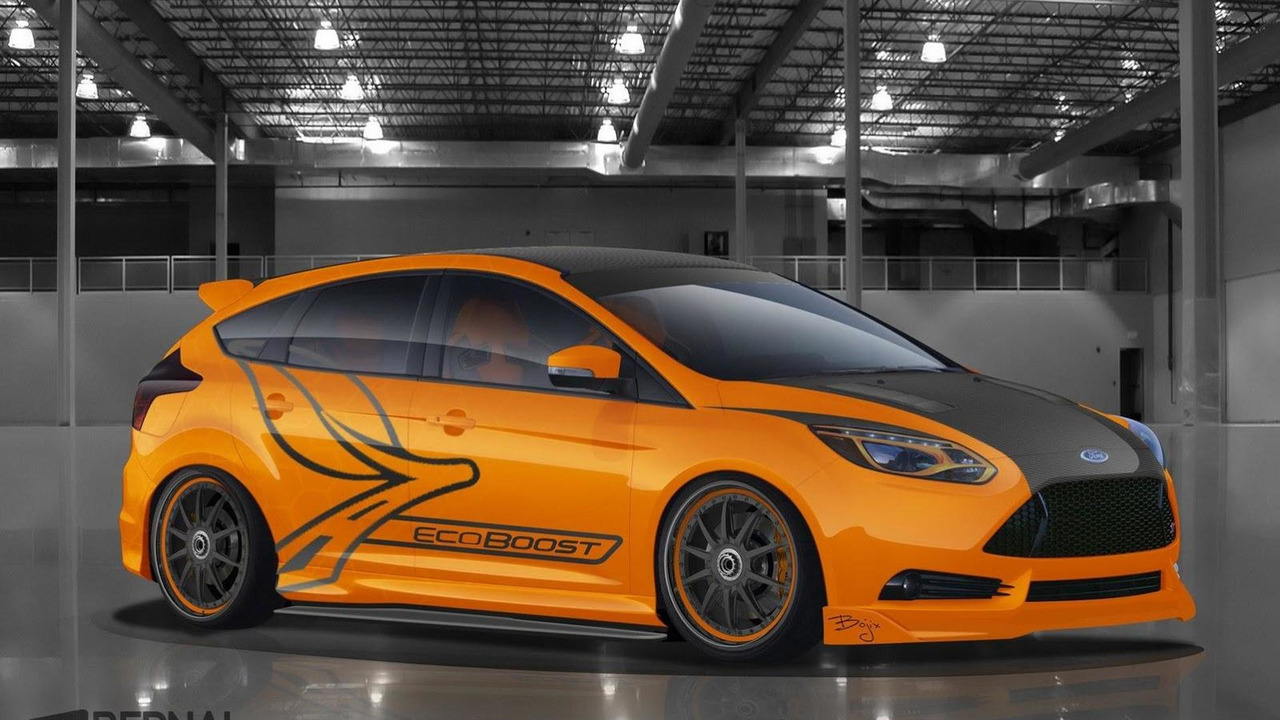 Ford Focus ST Bernal Auto Style