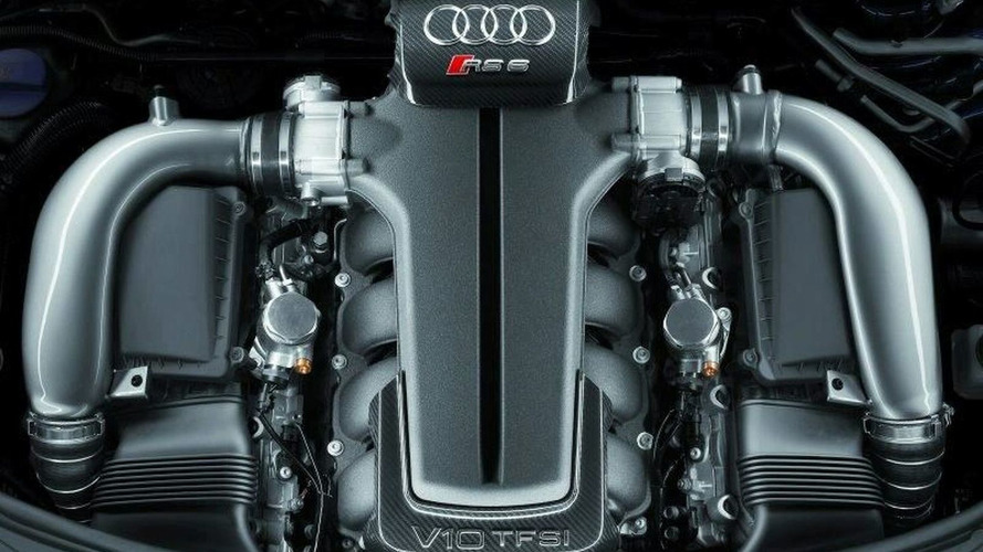 Rumors: Audi RS6 V10 to be Replaced by Twin Turbo V8