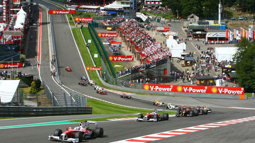 Spa issued new racing license