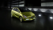Mercedes-Benz BlueZero concepts - NAIAS 2009