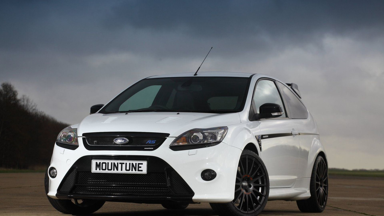 Mountune MP350 based on Focus RS 09.04.2010
