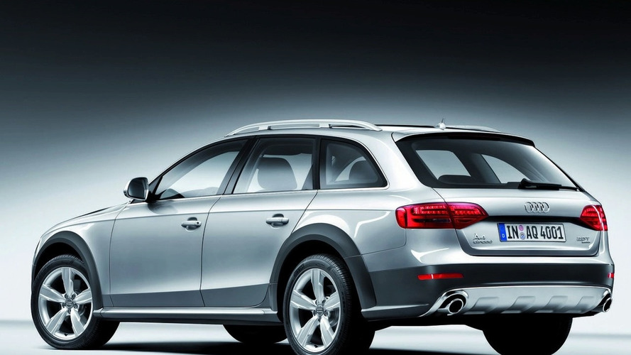 Audi A4 allroad quattro Revealed - Public Debut in Geneva