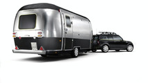 MINI Cooper S Clubman and Airstream creation designed by Republic of Fritz Hansen
