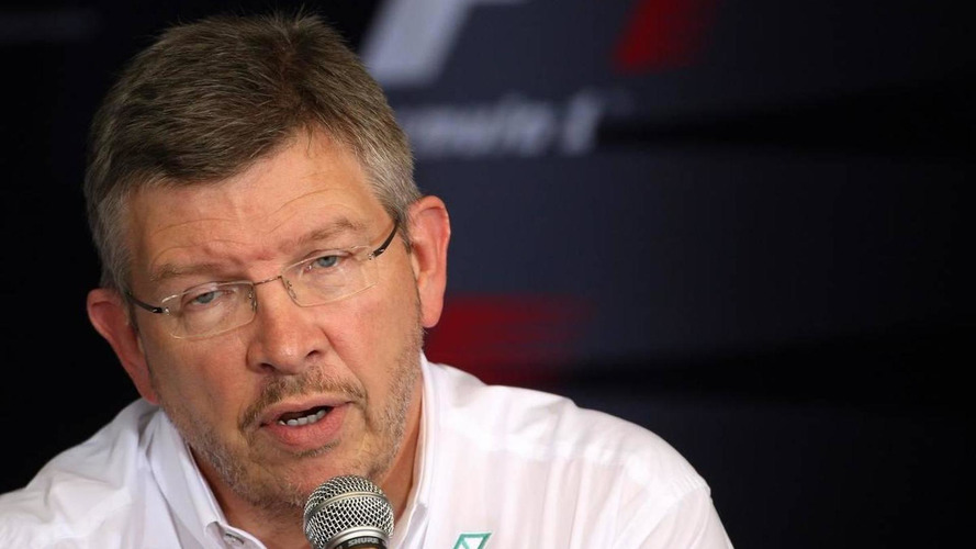 Brawn commits to Mercedes but thinking about retiring