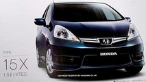 Honda Fit / Jazz Shuttle previewed
