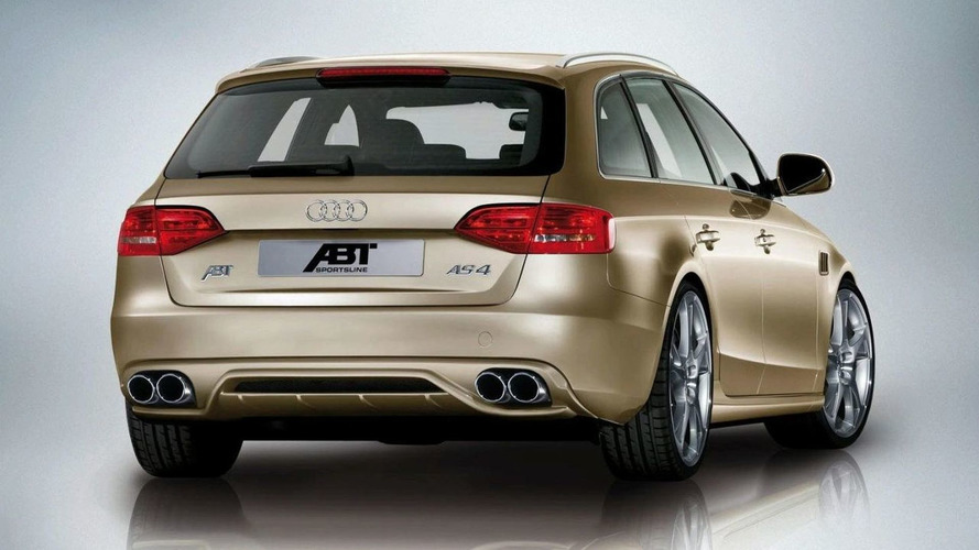 New Audi A4 Avant by Abt