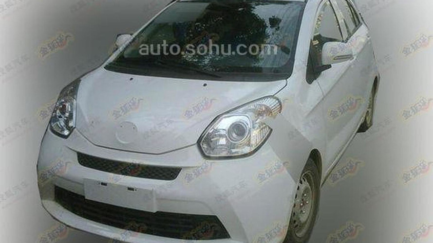 Brilliance's new city car to receive 'CaCa' moniker - report