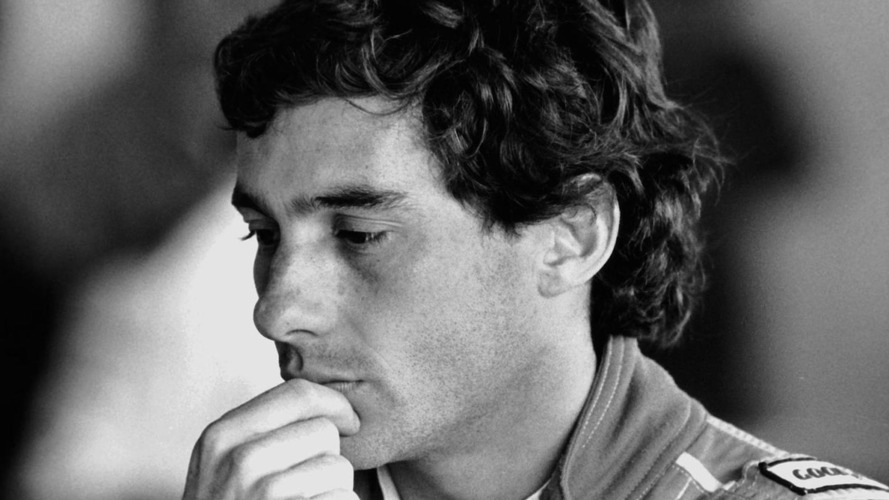 Stewart, Prost moved from front of Senna's coffin