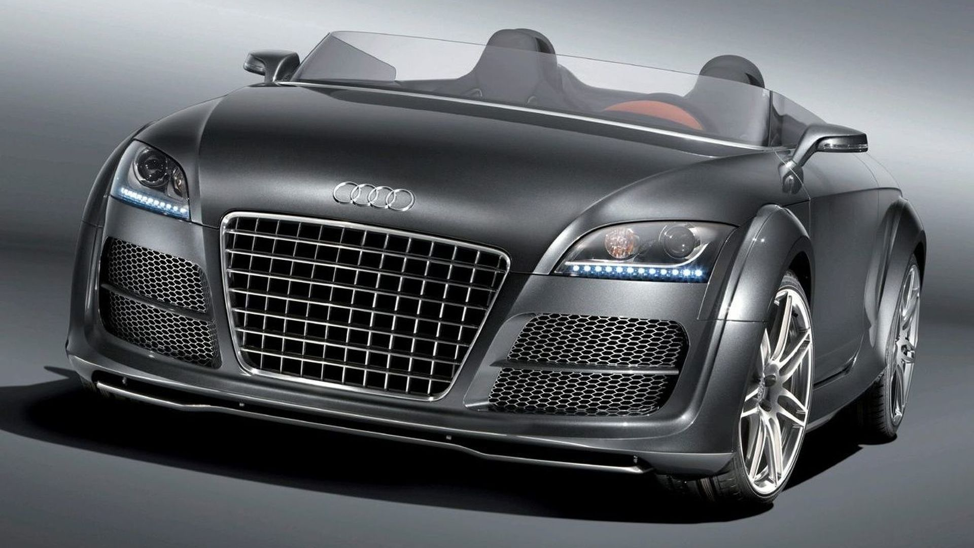 Audi TT Speedster Confirmed For Production - Audi car photo and price