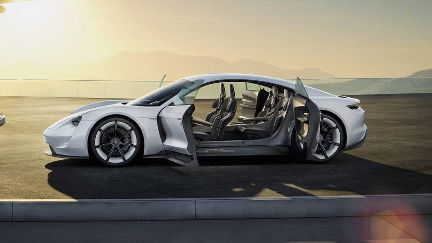 Porsche Mission E: Everything We Know