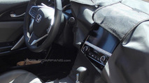 Next generation Honda Civic Coupe spied inside and out
