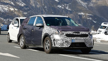 Kia Niro spy photo