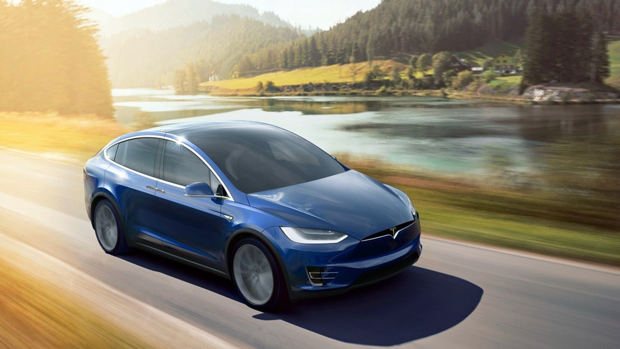 Grey-market Tesla Model X sells for $240,000 in China
