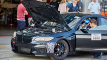 2016 BMW M235i Racing / Racing Cup spy photo