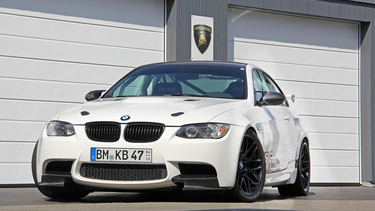BMW M3 Coupe E92 Clubsport by KBR Motorsport