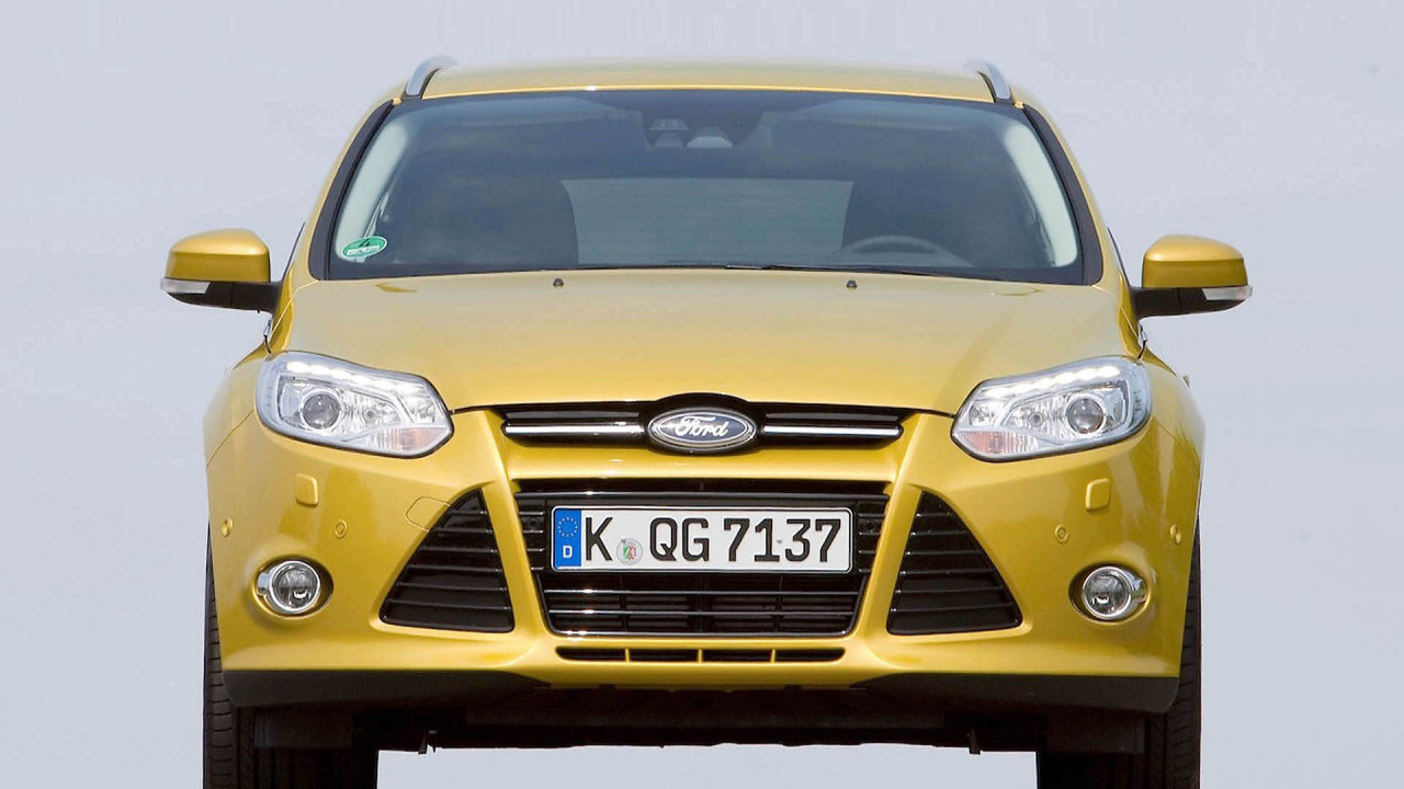 Ford Focus III (2010)