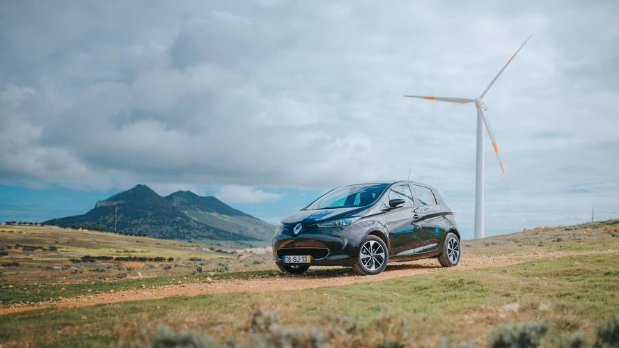 Renault's high-tech 'smart island' sets out vision of the future