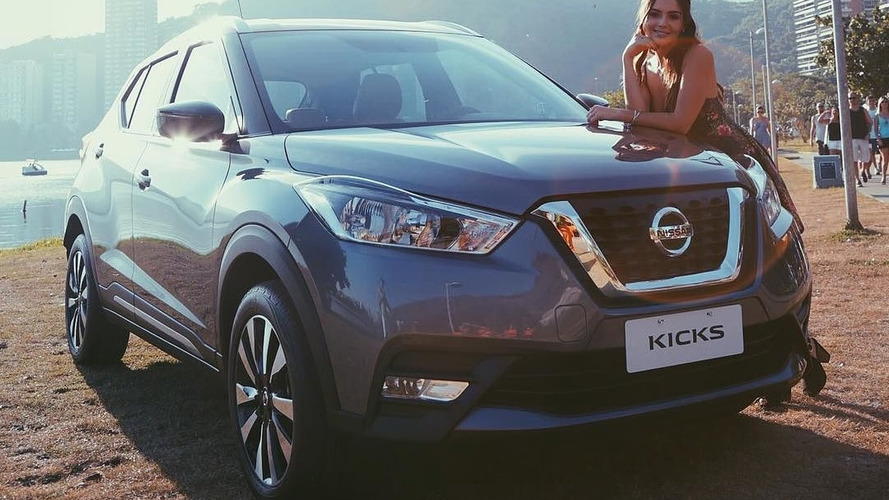 Nissan Kicks goes official, could hit stateside