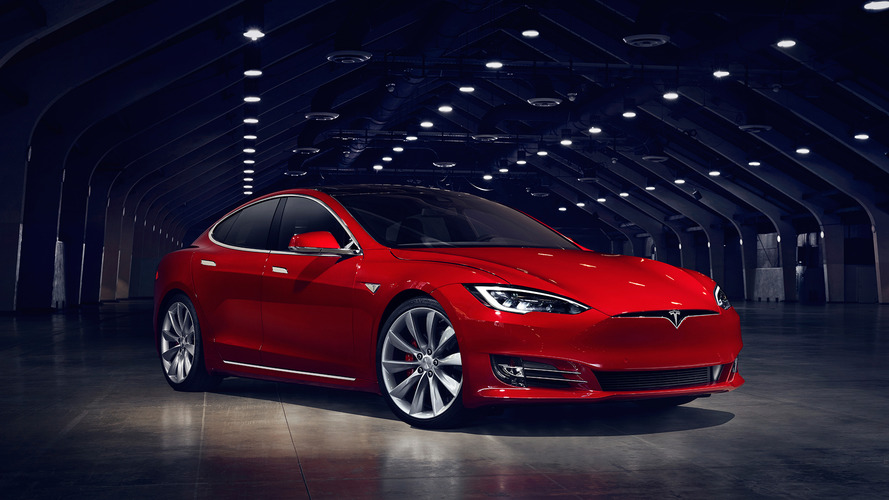 Tesla Model S to get new 75-kWh battery pack