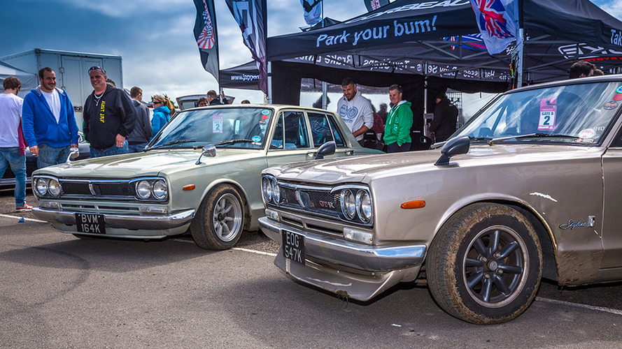 Is the Nissan Skyline the