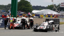Winning car #2 Porsche Team Porsche 919 Hybrid