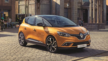 Renault Scenic leaked image