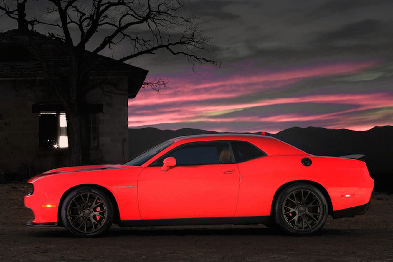Manual Dodge Challenger Hellcat Outselling Automatic