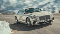2019 Bentley Continental GT: First Drive
