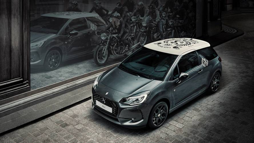 DS unveils bike-inspired DS 3